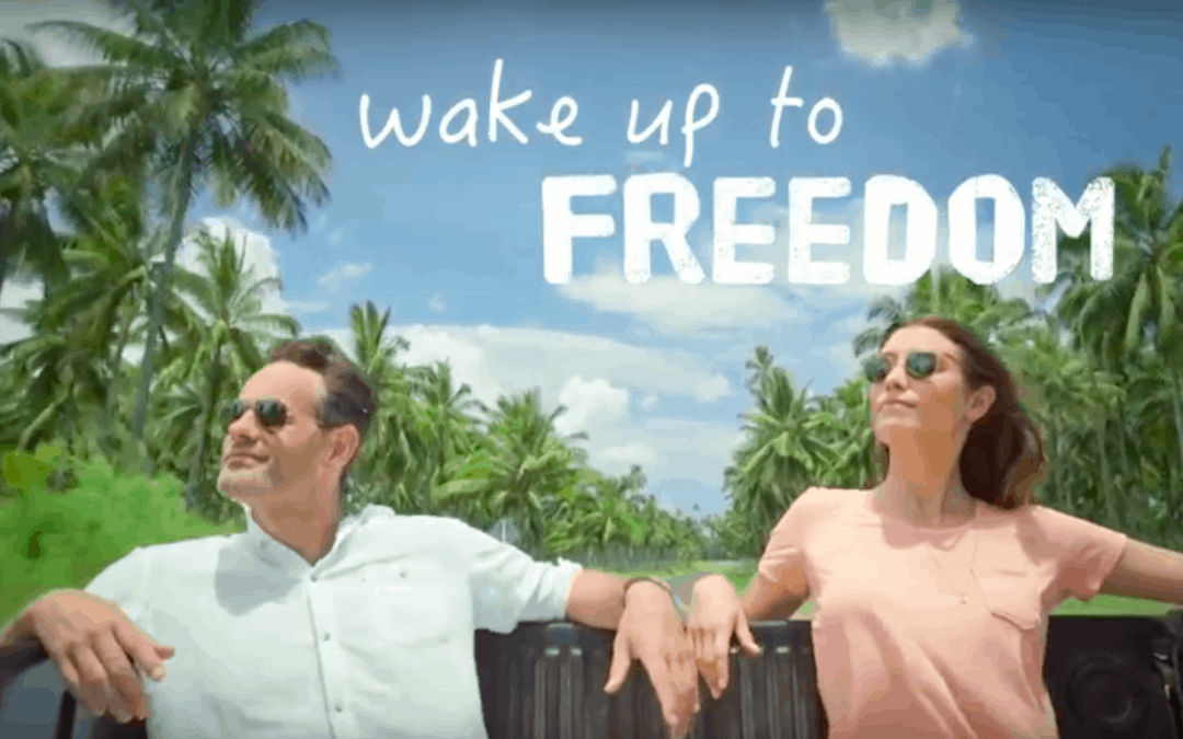 Wake up to freedom in Vanuatu