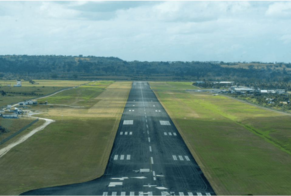 PORT VILA INTERNATIONAL AIRPORT UPGRADE to accommodate larger planes and more visitors